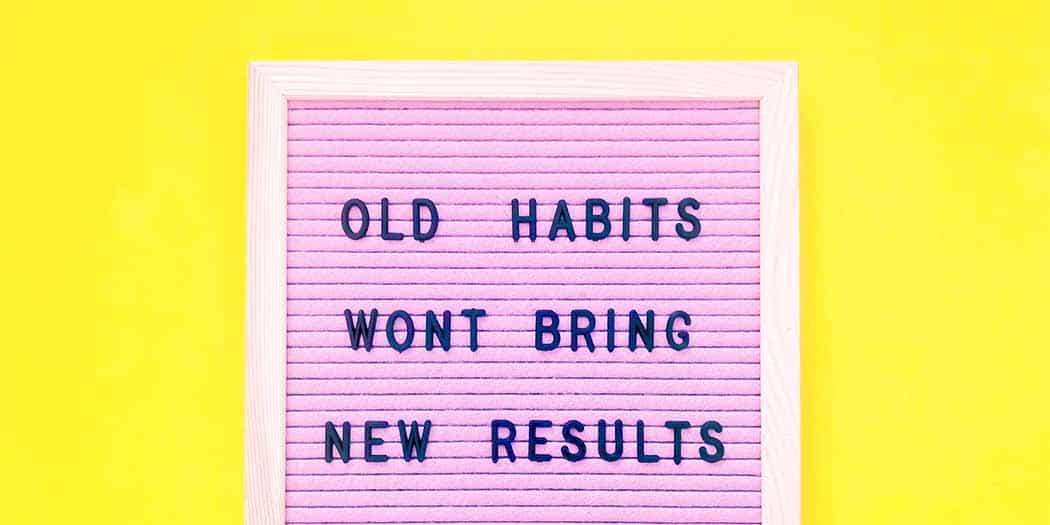 Geconcentreerd werken en gewoontes en routines ontwikkelen